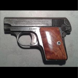 Colt .25 Auto Vest Pocket