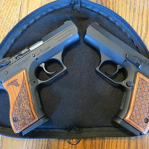 Baby Eagle Compact